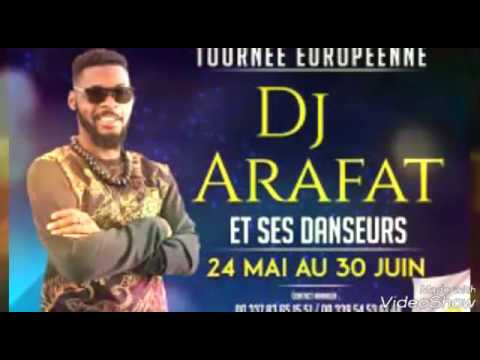 DJ ARAFAT  ( remix officiel kpadoompo )