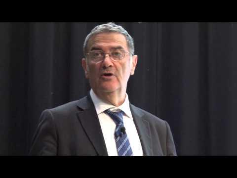 Conférence de Serge Haroche à l'École polytechnique