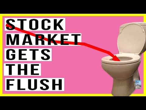 Stock Market Falls 400 Points! Nasdaq the BIGGEST LOSER! Here's Why
