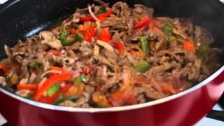 Receta de Tacos de Carne