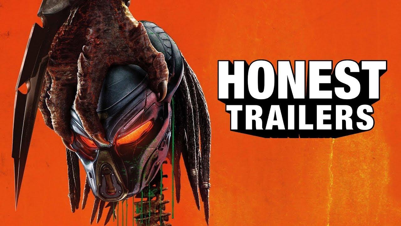Honest Trailers - The Predator (2018)