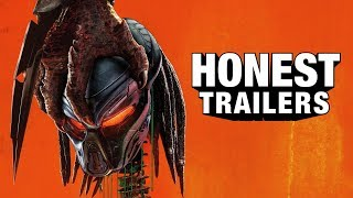 Honest Trailers - The Predator (2018)