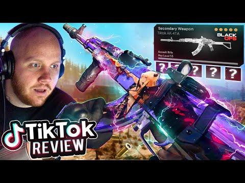 TIKTOK AK-47 SECONDARY TEST! IS IT GOOD?