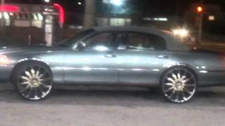 Lincoln on 26s