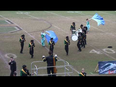 Eastern Randolph High School Wildcat Marching Band 11/4/2017
