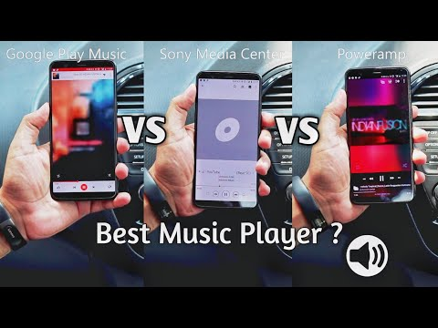 Best Music Player 2018 | Best Sound Quality | Side by side comparison| On Tata Harman Music system