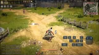Black Desert - Berserker PvP Core Skills and Combos
