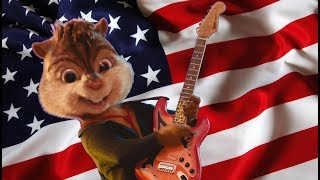 Green Day - American Idiot Alvin and The Chipmunks