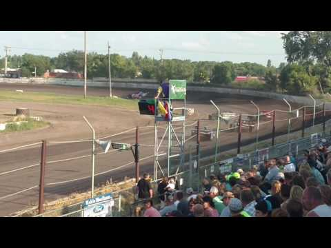 Redwood Speedway Sport Mod heat 7/31/16