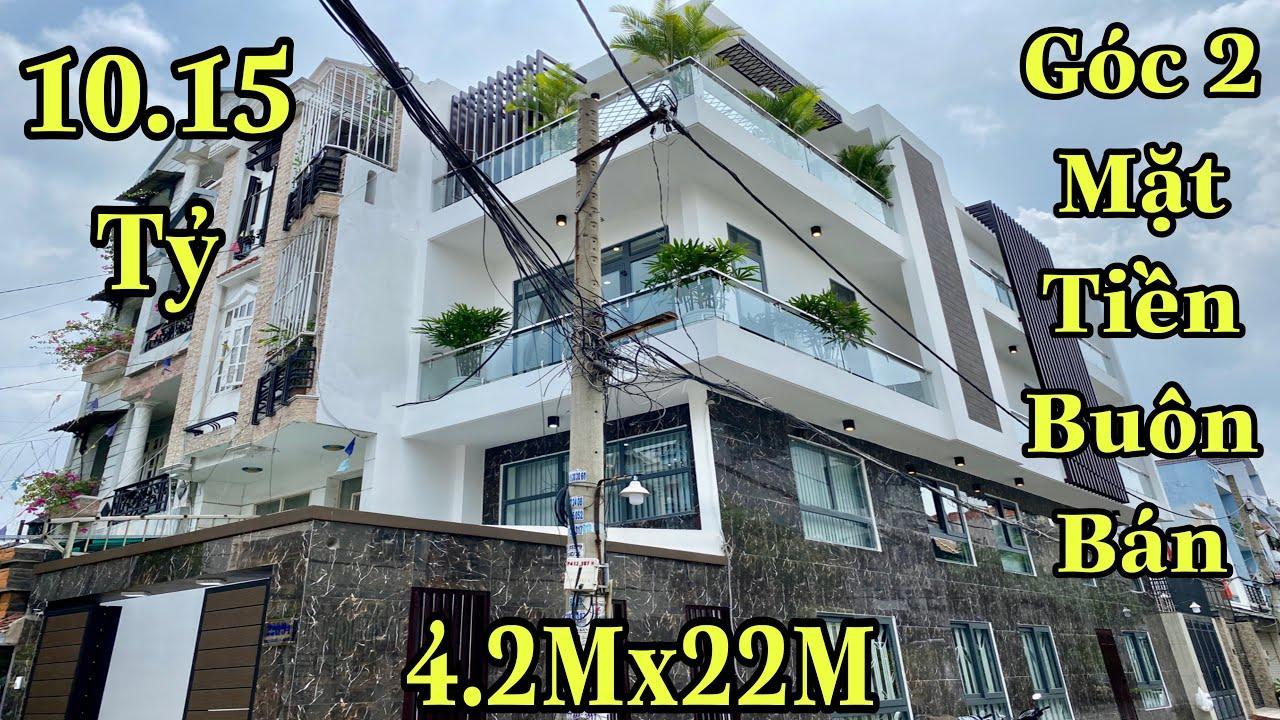 Bán nhà Gò Vấp| Nhà mặt tiền đường số 13m với DT khủng 4.2x22m kinh doanh buôn bán sầm uất| giá rẻ