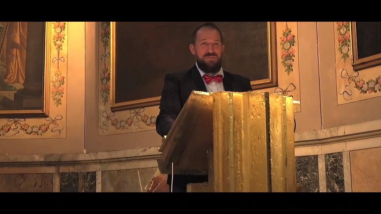 """Jimmy chante """"Hallelujah"""" de léonard Cohen au mariage d' Aude et Cube"""