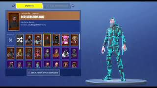 Ghoul Tropper Fortnite account for sale!! [Value:400€]