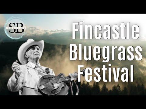Fincastle Bluegrass Music Festival Tribute Video