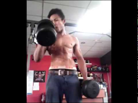 Farhan & Ayim Workout Gym . Malaysia 2014-2015