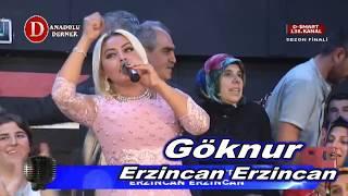 Göknur - Erzincan  Erzincan - Canlı Tv Kaydı 2018