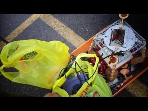 Video Games Jewelry + Pick-ups Finds & Set-up Meadowlands Stadium Flea Market NJ - 1/21/17