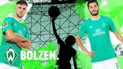 Nuri Sahin, Niclas Füllkrug & Philipp Bargfrede - Bolzplatgeschichten | SV Werder Bremen