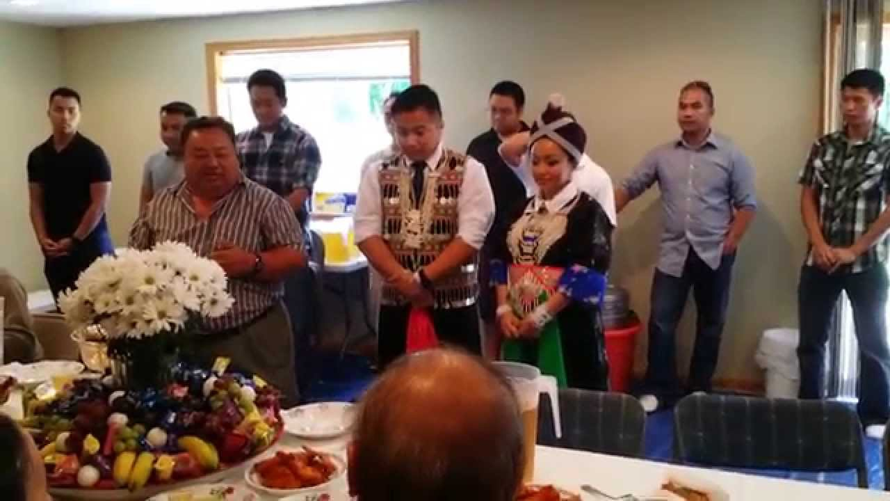 Fue And Mai Nou Wedding Khi Tes Ceremony
