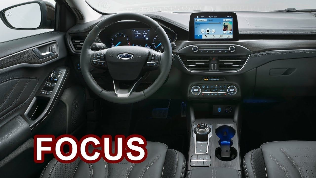 Interior Of Ford Focus
