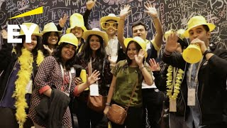 EY Interns at the IILC - International Intern Leadership Conference 2016