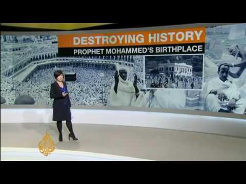 Amjad Khan's Interview by Al-Jazeera TV Channel in Makkah, Saudi Arab.