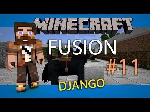 Minecraft Fusion #11 Django