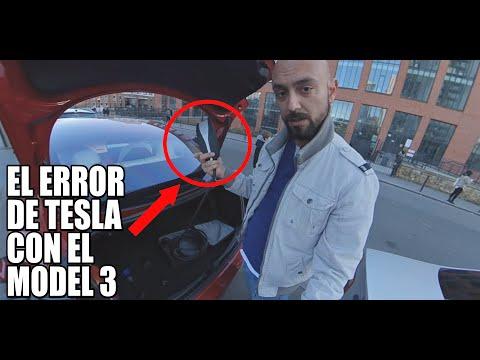 El gran error de Tesla con el Model 3