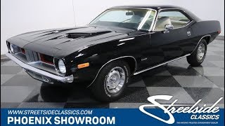1972 Plymouth Cuda for sale | 457-PHX