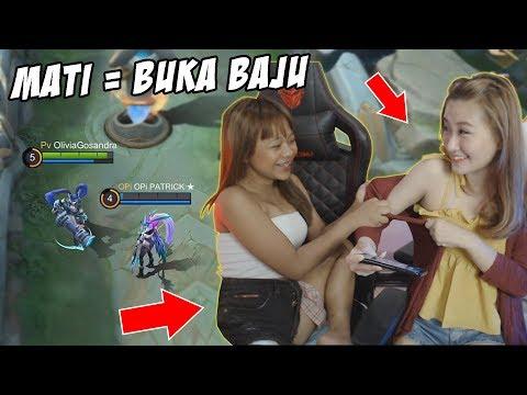 CUMAN DI SINI CIMOY BAR BAR KE OLIV MAKSA BUKA BUKAAN !!
