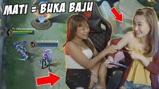 Download Lagu CUMAN DI SINI CIMOY BAR BAR KE OLIV MAKSA BUKA BUKAAN !! mp3