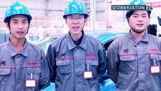 Elektromobillar haqida O'zR FA Quyosh energiyasi Xalqaro institutidan reportaj