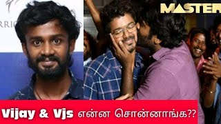 Actor Dheena Opens up about acting with Thalapathy and MakkalSelvan | Master Movie Updates by Dheena