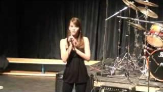 Amanda Lee - Defying Gravity