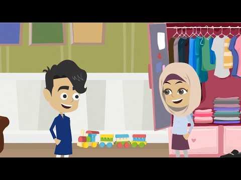 Арабский язык ┃Урок 4┃ Моя одежда