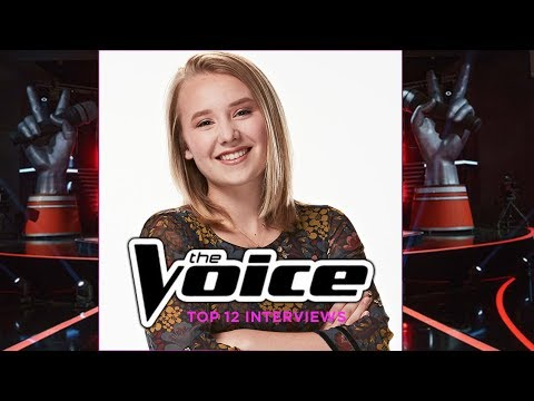 Addison Agen's Secret Talent: Playing Songs On Her Teeth - Team Adam Levine