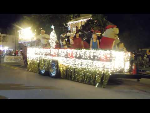 Key West Christmas Parade