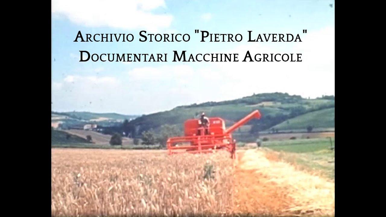 """Download Archivio Storico """"Pietro Laverda"""". Documentari Macchine Agricole"""