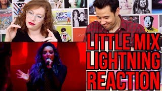 LITTLE MIX - Lightning - Get Weird Tour - REACTION