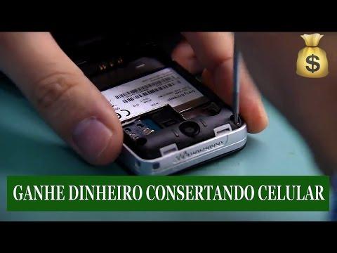 Vídeo Curso de assistencia tecnica em celular