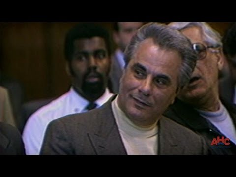 How John Gotti Became the 'Teflon Don' | Mafia's Greatest Hits