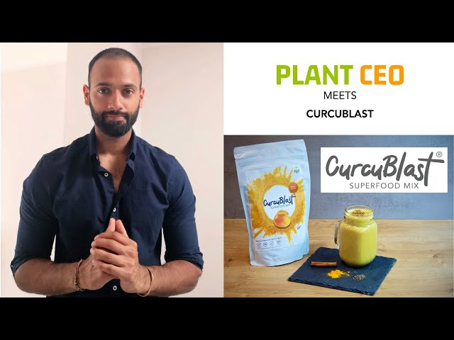 PLANT CEO #14 - Protein shakes with a twist