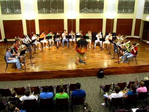 Merit Trombone Camp- John Williams Medley