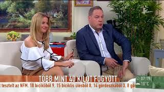 Extrém fogyás: Van, amiből tilos keveset enni a diéta során - tv2.hu/mokka