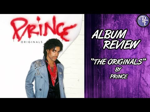 Jim E. Chonga - New Album from Prince, Originals is Out Now!