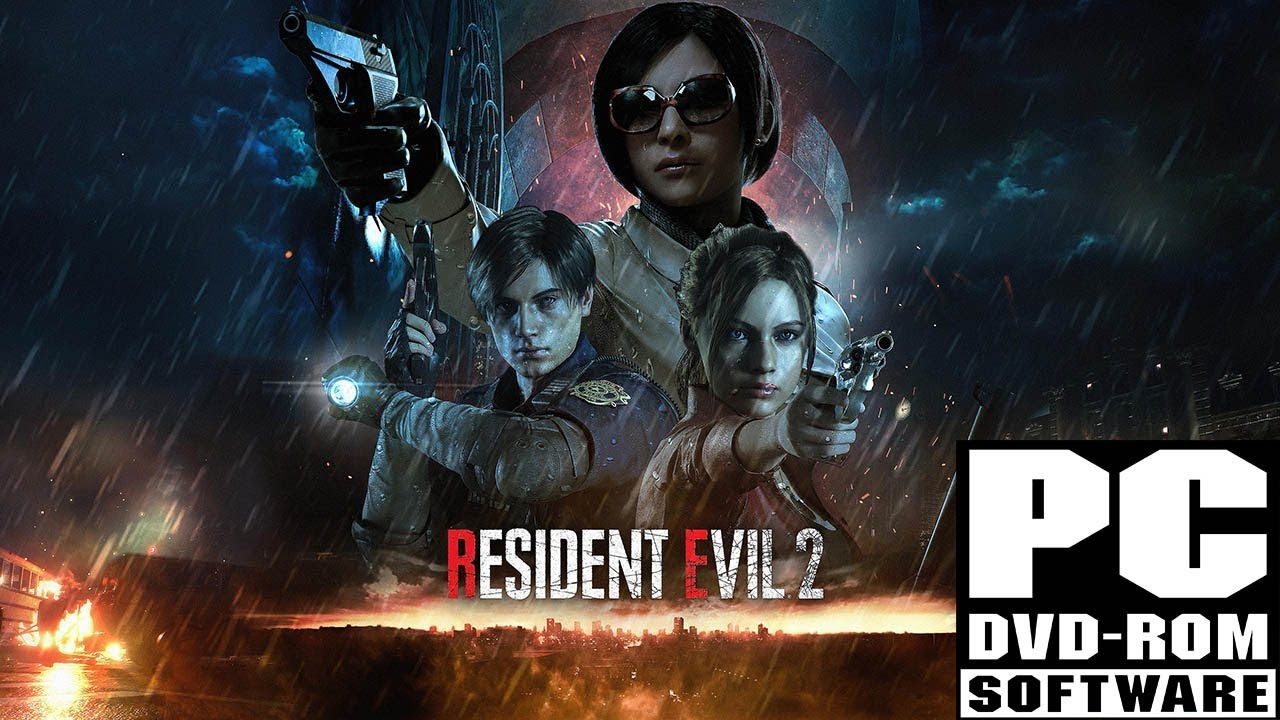 How To Download RESIDENT EVIL 2 For FREE on PC! (2019)