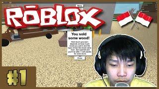 Dibohongin Sama Tutorial - Lumber Tycoon 2 Roblox Indonesia - Part 1