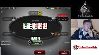 Schwiizer Poker Stream - NL500 Zoom Pokerstars #4 (Part 1)