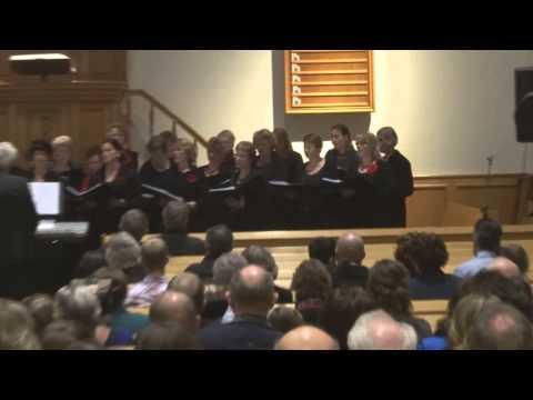 Samenzang NH Kerk Rouveen [HD]