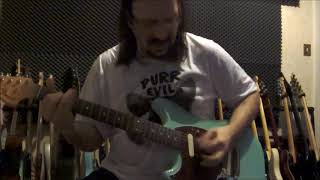 Sepultura - Clenched Fist - guitar cover