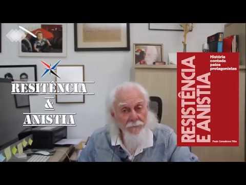 Livro Resistência e Anistia, de Paulo Cannabrava - Contribua para a campanha